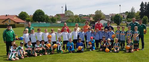 Vorrunde beim FC Aunkirchen