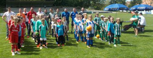Vorrunde beim FC Aldersbach