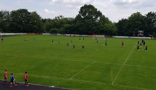 Zwischenrunde beim FC Fürstenzell