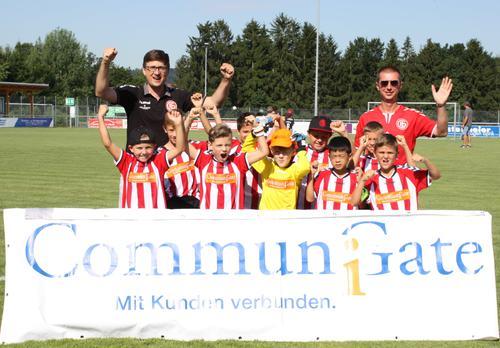Finale CommuniGate Cup Passau