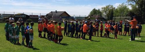 Vorrunde beim FC Otterskirchen